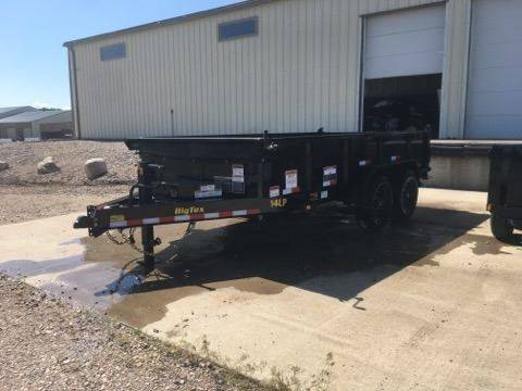 2020 Big Tex 14LP-14 for sale in Harrisburg, SD