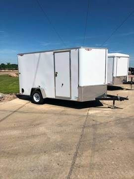 2019 H&H Trailers  SFTV 7.12.78 White Cargo  for sale in Harrisburg, SD