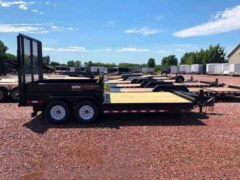 2019 Midsota FFRD 18/08 FlatFront Rear Dump for sale in Harrisburg, SD