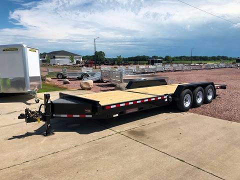 2019 Midsota TB-24 Triple Axle Tiltbed for sale in Harrisburg, SD