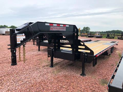 2019 Midsota FB32 GN HDT Hydraulic Tail  for sale in Harrisburg, SD