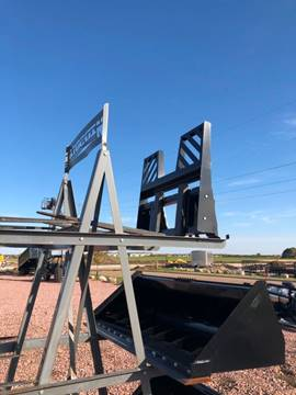 "2019 Midsota 48"" Walk Thru Pallet Forks for sale at Prairie Wind Trailers, LLC in Harrisburg SD"