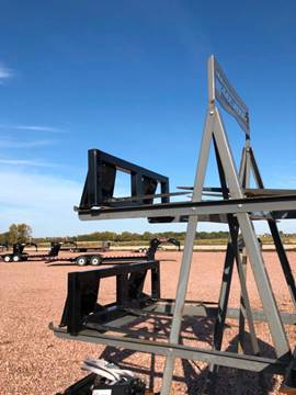 2019 Midsota 3 Prong Bale Spear for sale at Prairie Wind Trailers, LLC in Harrisburg SD