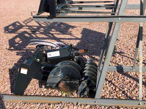 2019 Midsota Auger Attachment  for sale at Prairie Wind Trailers, LLC in Harrisburg SD