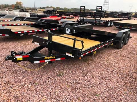 2020 Big Tex 14TL-22 14K Tiltbed  for sale in Harrisburg, SD