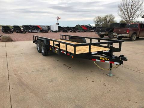2020 Big Tex 14PI-20 for sale in Harrisburg, SD