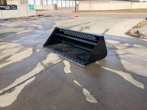 "2020 Midsota 96"" Snow Bucket for sale at Prairie Wind Trailers, LLC in Harrisburg SD"
