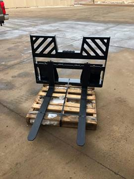 "2020 Midsota 48"" Walk Through Pallet Forks for sale at Prairie Wind Trailers, LLC in Harrisburg SD"