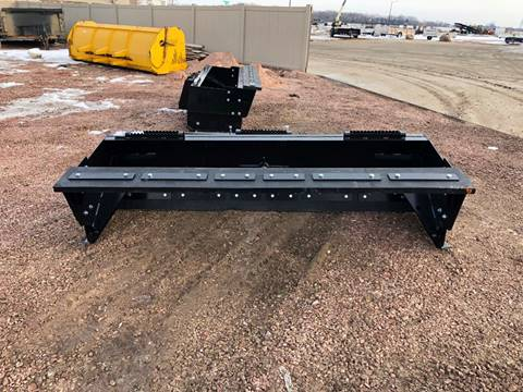 2020 Midsota SP-96 With BAck Drag Edge for sale at Prairie Wind Trailers, LLC in Harrisburg SD