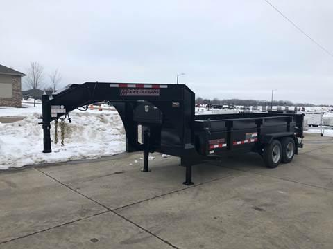 2020 Midsota GN HV-16  for sale at Prairie Wind Trailers, LLC in Harrisburg SD