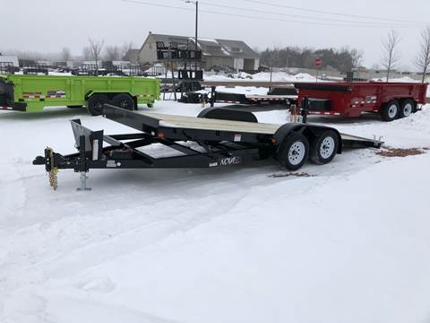 2020 Midsota Nova Full Tilt TB 8218 for sale at Prairie Wind Trailers, LLC in Harrisburg SD