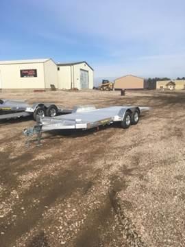 2021 Aluma 8218 Tilt  for sale at Prairie Wind Trailers, LLC in Harrisburg SD