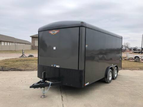2020 H&H 8.16.78 Chrarcoal Blackout  for sale at Prairie Wind Trailers, LLC in Harrisburg SD