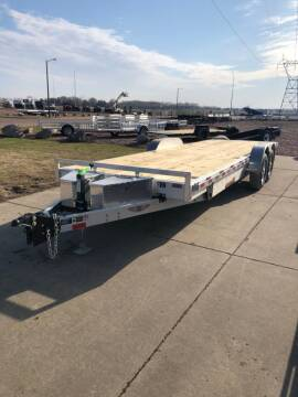 2020 H&H 24' EXA Speed Loader 14,000 LB for sale at Prairie Wind Trailers, LLC in Harrisburg SD