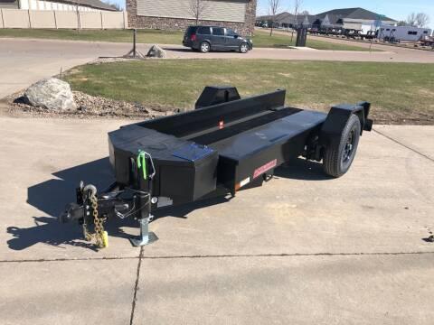 2020 Midsota SL-12 Scissor Lift Tiltbed  for sale at Prairie Wind Trailers, LLC in Harrisburg SD