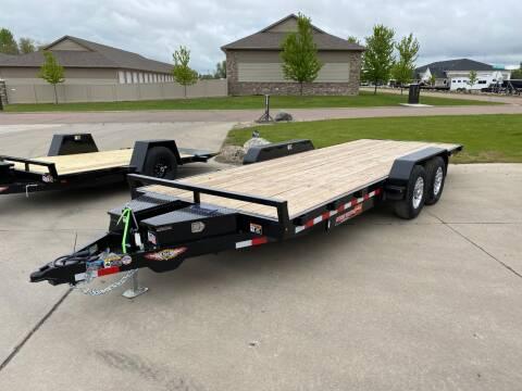 2020 H&H 20' EX Speed Loader 9,900 LB for sale at Prairie Wind Trailers, LLC in Harrisburg SD