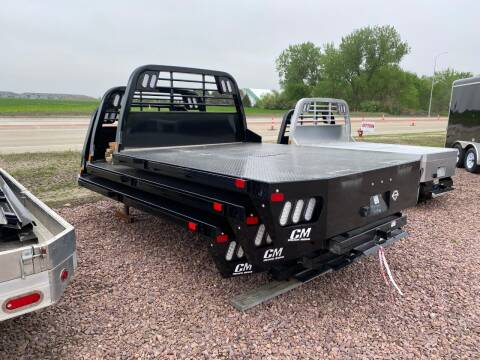 "2020 CM Truckbeds 9'4"" Long x 97"" Wide x 60"" CA for sale at Prairie Wind Trailers, LLC in Harrisburg SD"
