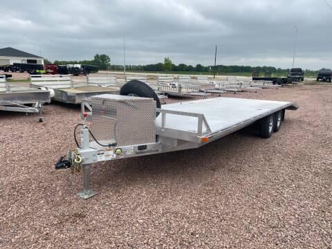 2021 Sundowner 9624 MPBP Deckover 9,990 LB for sale at Prairie Wind Trailers, LLC in Harrisburg SD