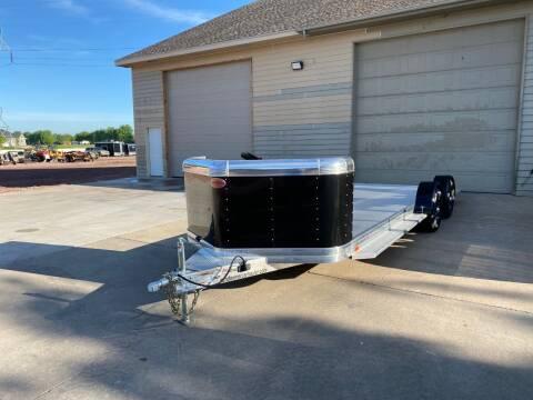 2021 Sundowner 24' Car Hauler 8,050 Lb Rated for sale at Prairie Wind Trailers, LLC in Harrisburg SD