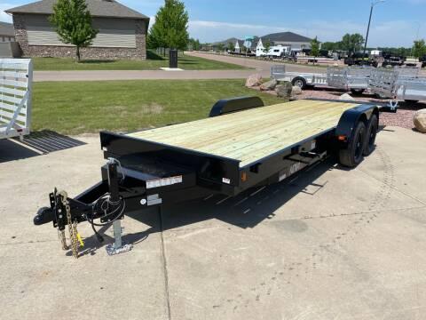 2020 Midsota Nova TB8220 Full Tiltbed for sale at Prairie Wind Trailers, LLC in Harrisburg SD