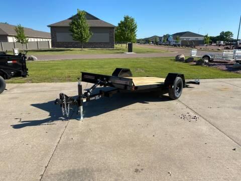 2020 Midsota TB-14 SA 5,000 LB Rated Tilt for sale at Prairie Wind Trailers, LLC in Harrisburg SD