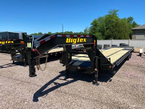 2020 Big Tex 22GN 28+5 23,900 LB Rated#1780 for sale at Prairie Wind Trailers, LLC in Harrisburg SD