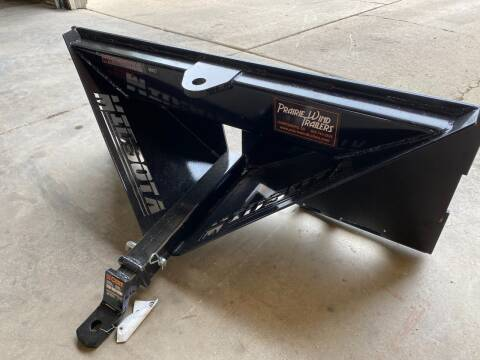 2020 Midsota MM 18 Machinery Mover for sale at Prairie Wind Trailers, LLC in Harrisburg SD
