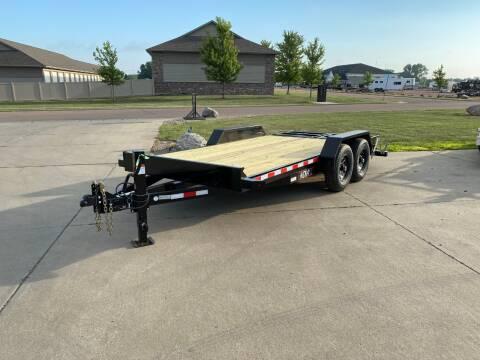 2020 Midsota Nova ET 8216 15,400 LB Rated for sale at Prairie Wind Trailers, LLC in Harrisburg SD