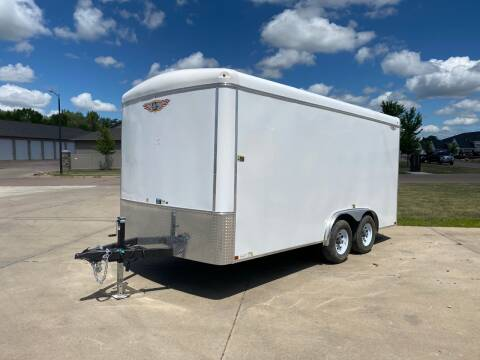 2021 H&H HH 8.16.78 9,900LB Rated #1595 for sale at Prairie Wind Trailers, LLC in Harrisburg SD