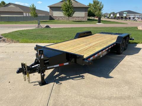 2021 Midsota Nova ET8220 15,400 LB Rated for sale at Prairie Wind Trailers, LLC in Harrisburg SD