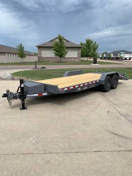 2021 Midsota ET8220 for sale at Prairie Wind Trailers, LLC in Harrisburg SD