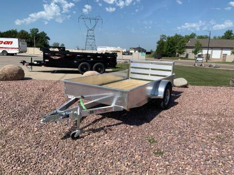 2021 H&H SSA 66X10 #2223 for sale at Prairie Wind Trailers, LLC in Harrisburg SD
