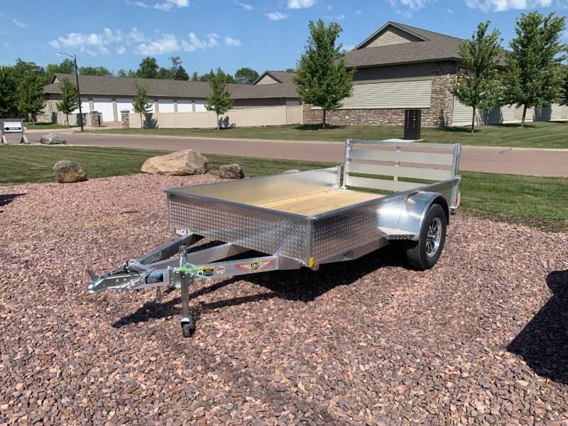 2021 H&H SSA 66X10 #2222 for sale at Prairie Wind Trailers, LLC in Harrisburg SD