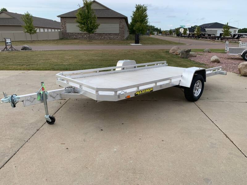 2020 Aluma 7814 S Tilt for sale at Prairie Wind Trailers, LLC in Harrisburg SD