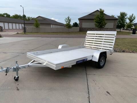 2021 Aluma 7812ES for sale at Prairie Wind Trailers, LLC in Harrisburg SD