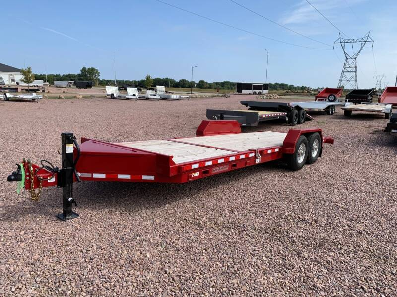 2019 Midsota TB-22 for sale at Prairie Wind Trailers, LLC in Harrisburg SD