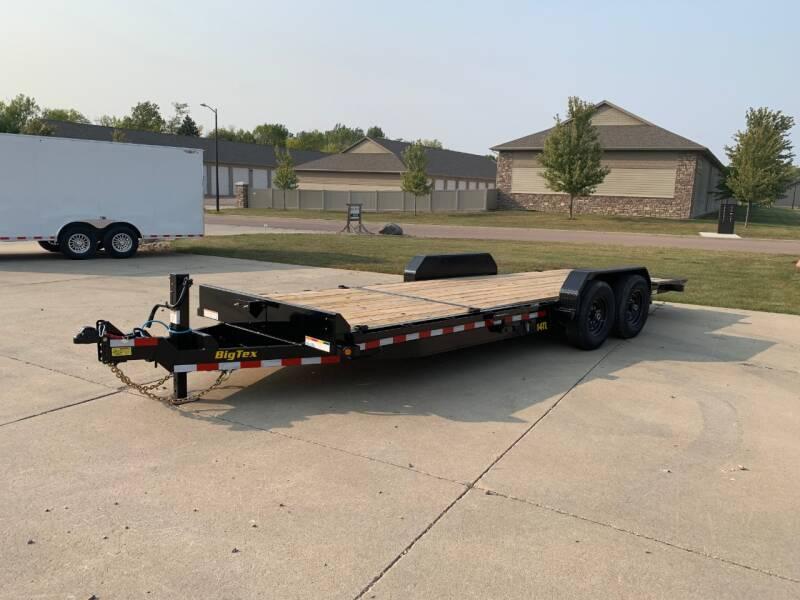 2021 Big Tex 14TL-22 for sale at Prairie Wind Trailers, LLC in Harrisburg SD