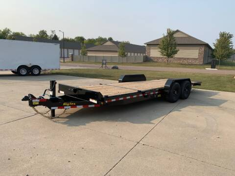 2021 Big Tex 14TL-22 for sale at Prairie Wind Trailers, LLC in Harrisburg SD