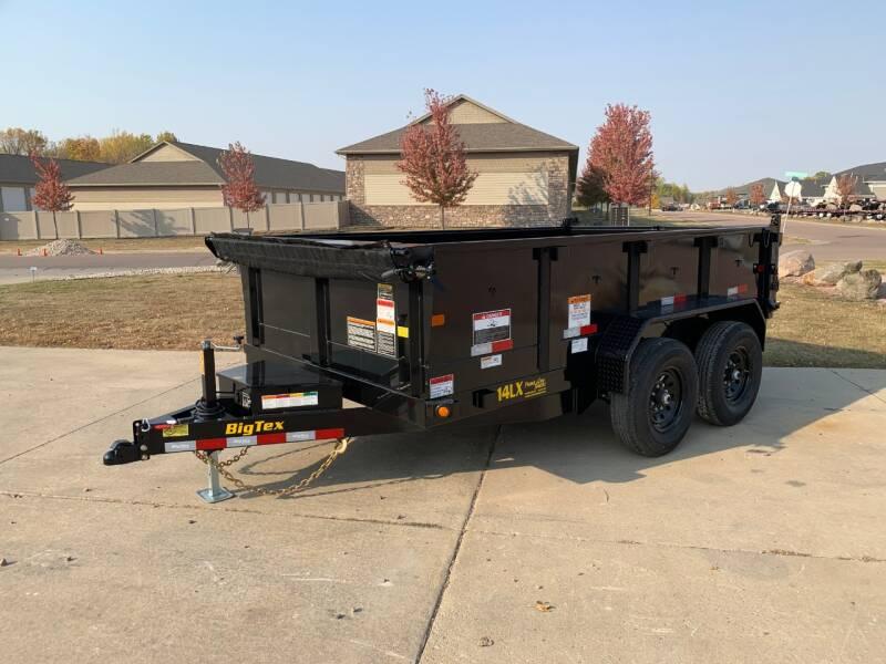 2021 Big Tex 14LX-12 #1355 for sale at Prairie Wind Trailers, LLC in Harrisburg SD