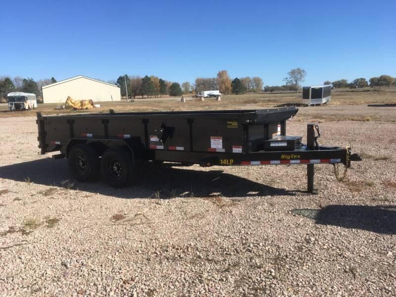 2021 Big Tex 14LP-16 #0948 for sale at Prairie Wind Trailers, LLC in Harrisburg SD