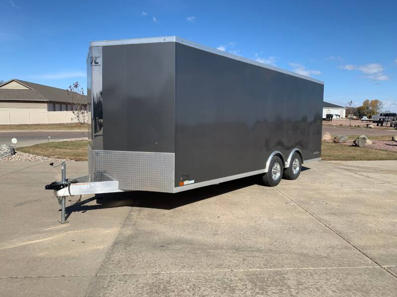 2020 ATC Raven Enclosed for sale at Prairie Wind Trailers, LLC in Harrisburg SD