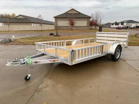 2021 H&H RSA-14 #4976 for sale at Prairie Wind Trailers, LLC in Harrisburg SD