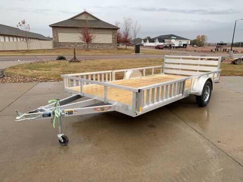2021 H&H RSA-14 #4974 for sale at Prairie Wind Trailers, LLC in Harrisburg SD