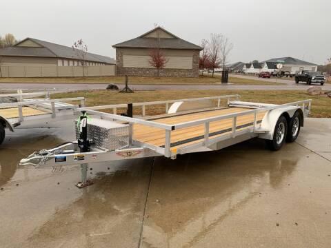 2021 H&H TRSA-18 #4980 for sale at Prairie Wind Trailers, LLC in Harrisburg SD