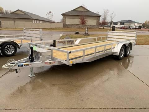 2021 H&H TRSA-20 #4983 for sale at Prairie Wind Trailers, LLC in Harrisburg SD