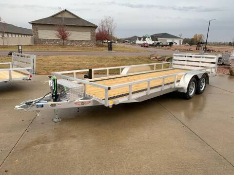 2021 H&H TRSA-20 #4982 for sale at Prairie Wind Trailers, LLC in Harrisburg SD