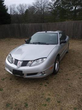 2003 Pontiac Sunfire for sale in Four Oaks, NC