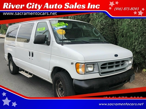 2000 Ford E-150 for sale in West Sacramento, CA