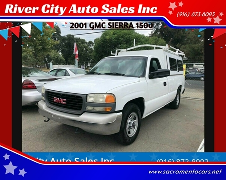 2001 GMC Sierra 1500 for sale in West Sacramento, CA