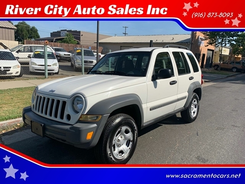2005 Jeep Liberty for sale in West Sacramento, CA